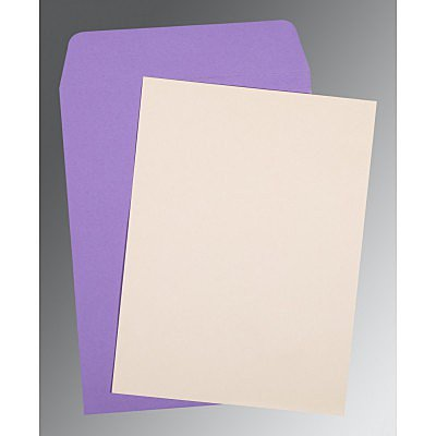 Ivory Matte Wedding Invitations : AP-0030