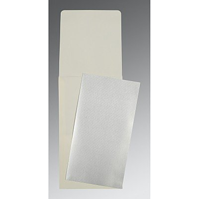 Shimmery Wedding Card : AP-0011